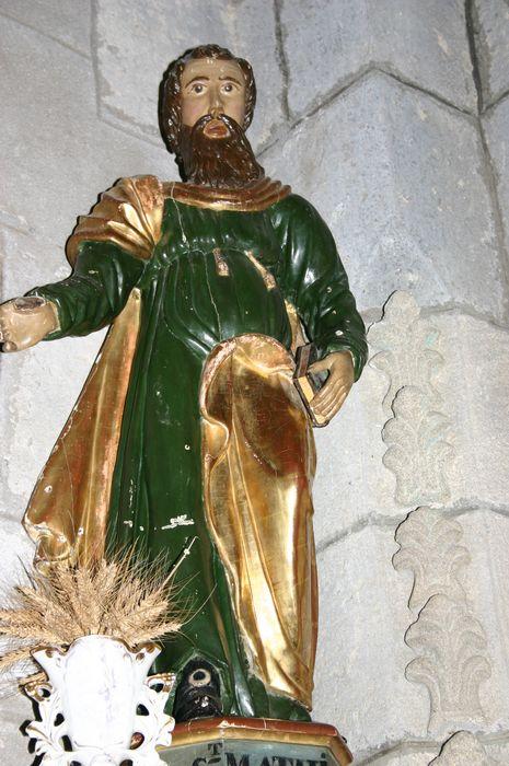 statue : Saint Mathieu
