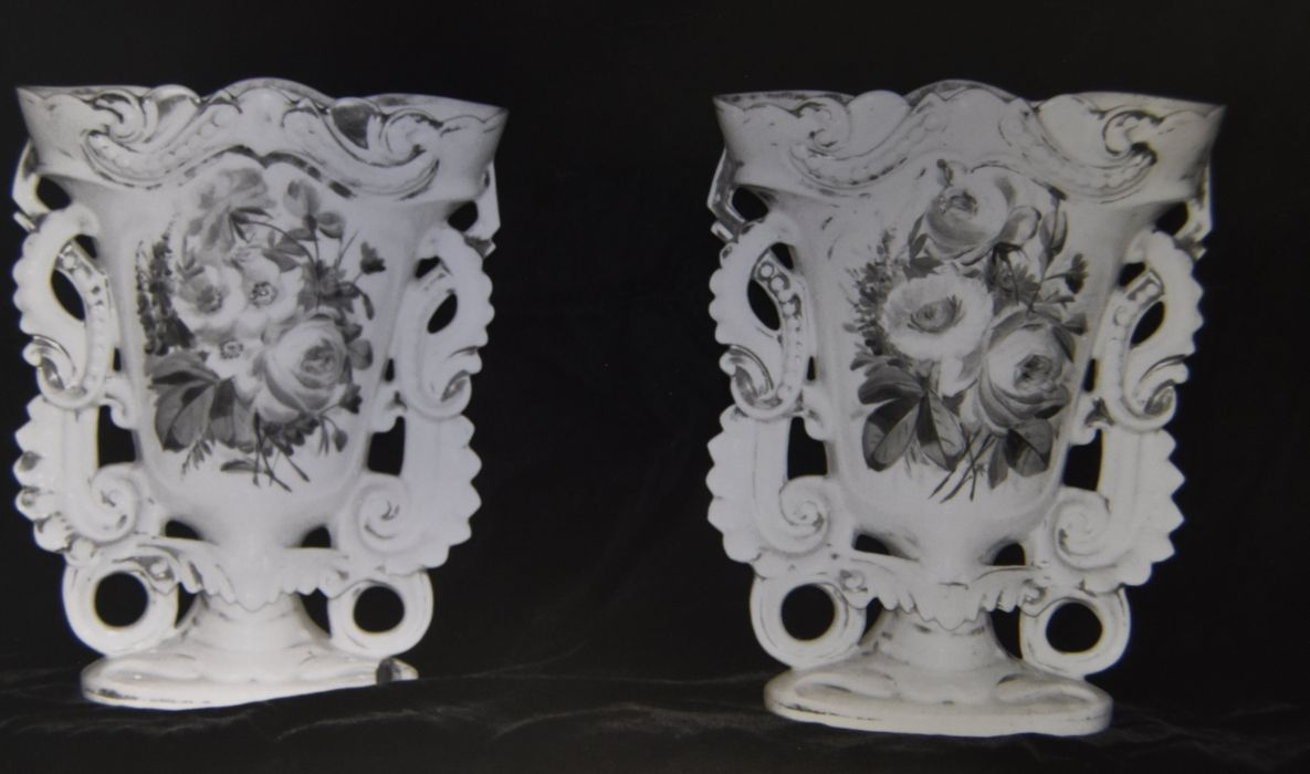 paire de vases