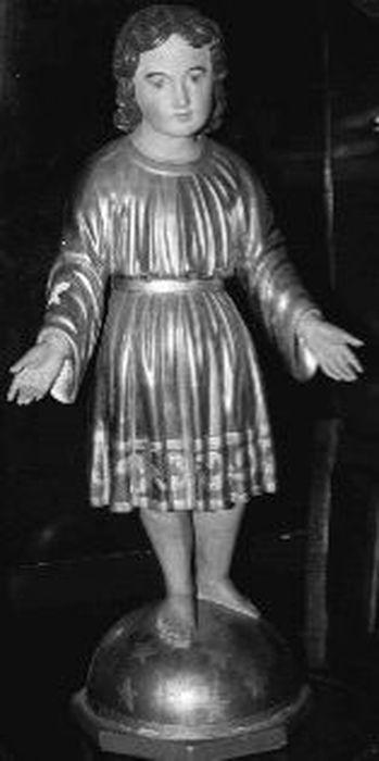 statue : L'Enfant Jésus
