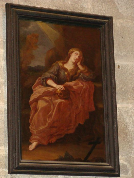 Tableau : Madeleine repentante
