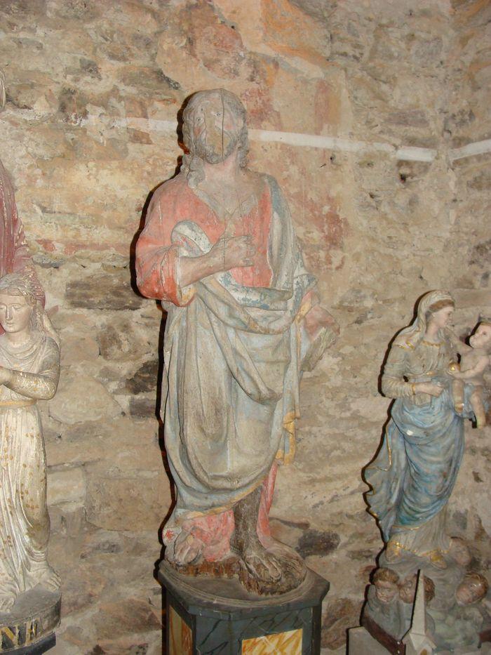 Statue : Saint martyr