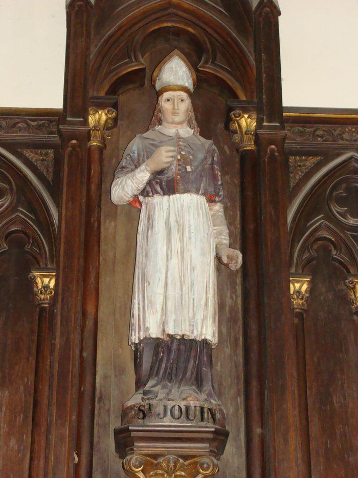 Statue : Saint Jouin