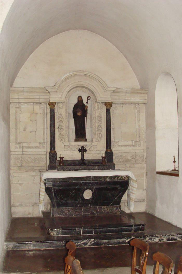 Ensemble de deux autels