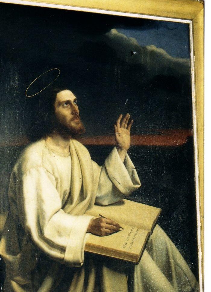 Tableau : Portrait d'un dominicain