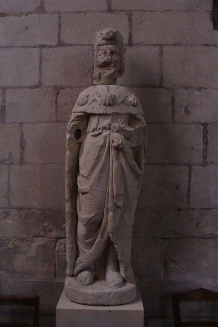 Statue : Saint Jacques de Compostelle