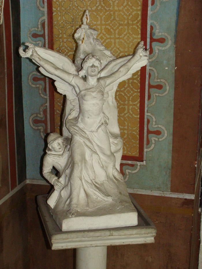 Maquette : Monument aux morts communal 1914-1918