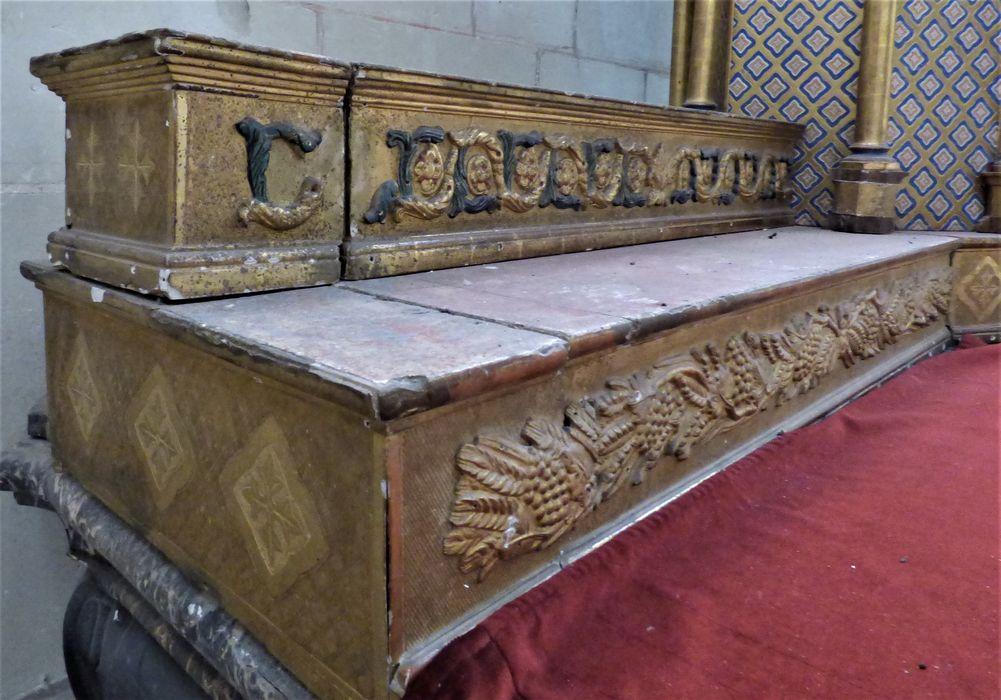 Gradins d'autels