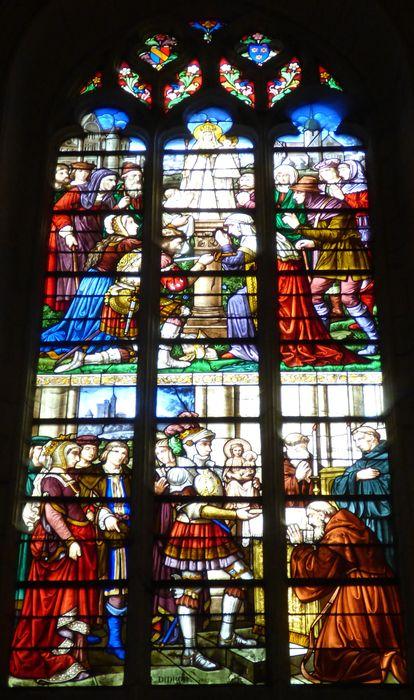 Verrière n°111 dite de Notre-Dame des Gardes