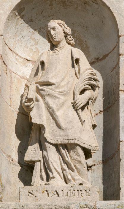 statue : Saint Valère