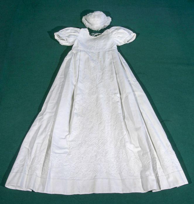 robe de baptême du maréchal Gérard