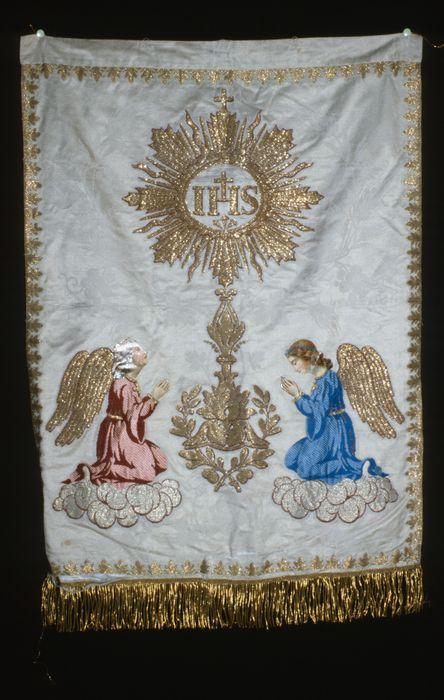 dais de suspension eucharistique (pavillon du saint sacrement)