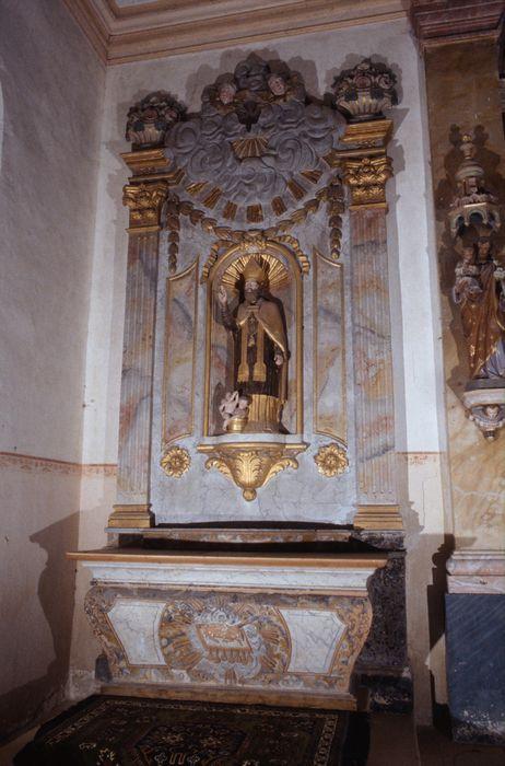 autel latéral nord