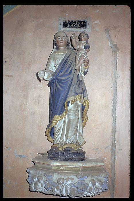Statue dite Notre-Dame de Couchot