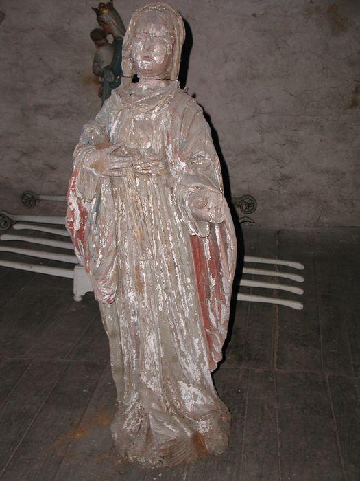 Statue : Donatrice