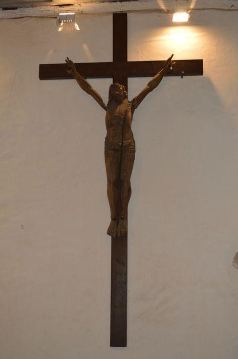statue : Christ de mission