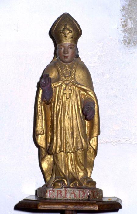 statue (statuette) : Saint Mériadec