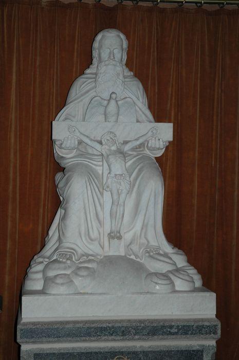 Statue : Sainte Trinité