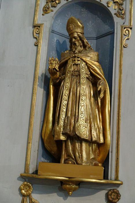 Statue : Saint Eloi