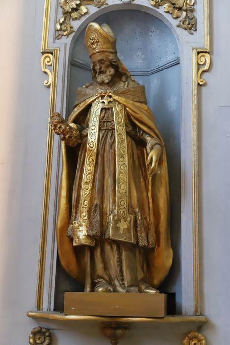 Statue : Saint Médard
