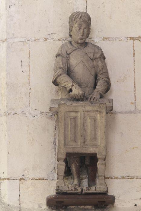 Statue : Saint Crépin