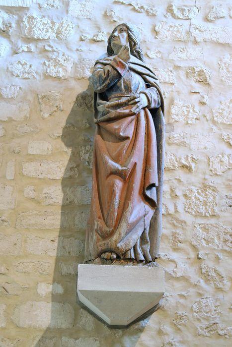 Statue : saint Jean du Calvaire