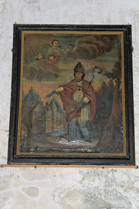 Tableau : Saint Rieul