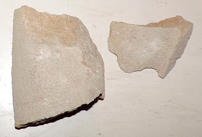 deux fragments de sculpture n°2