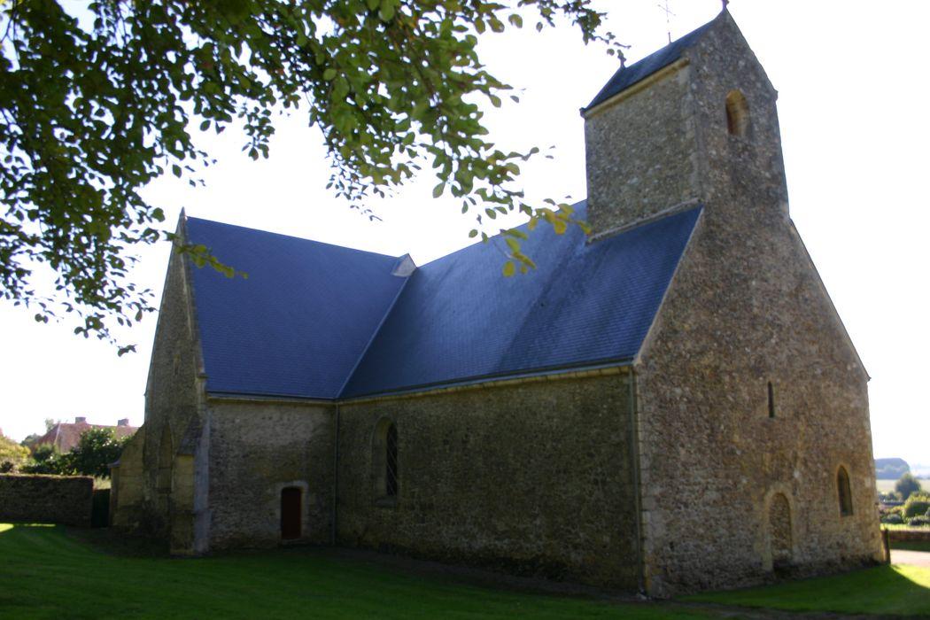 Eglise d'Aillières