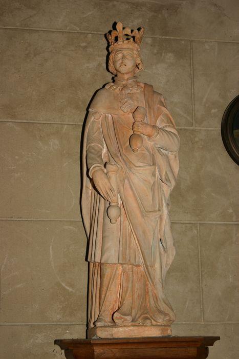 Statue : Saint Louis roi