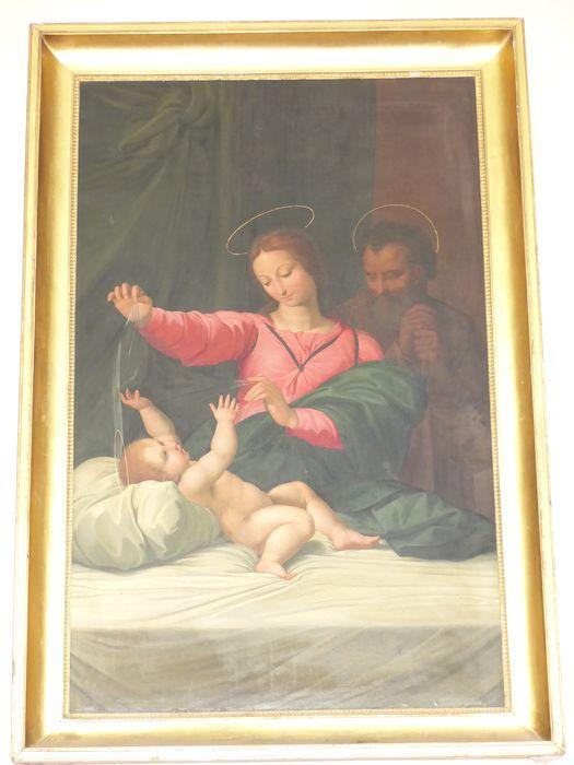 Tableau : Vierge de Lorette