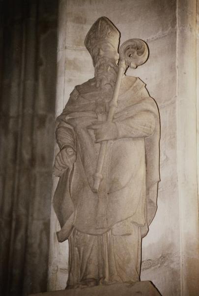 Statue : Saint Eusèbe