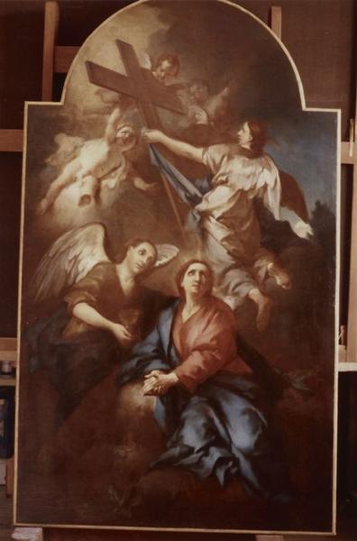 Tableau : Agonie du Christ au Jardin des oliviers