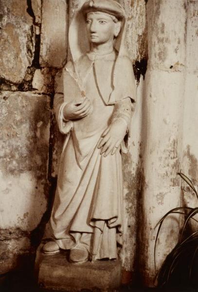 Statue : Saint Marien