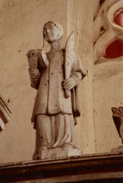 Statue : Saint Clerc martyr