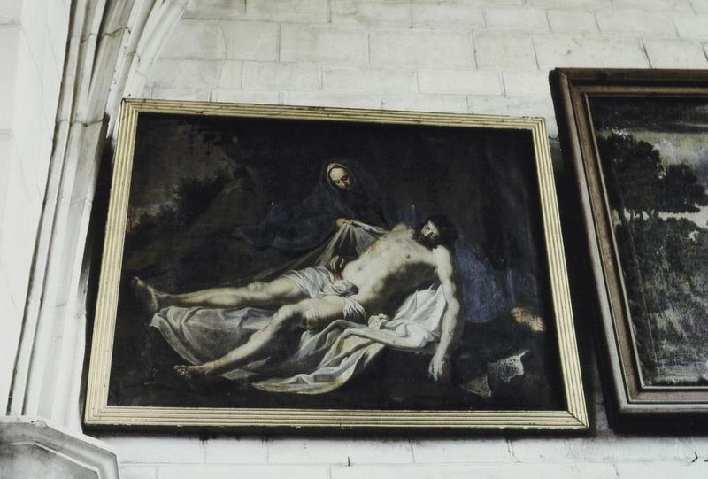 Tableau : Pietà