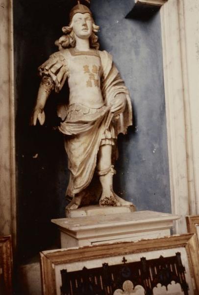 Statue : Saint Georges