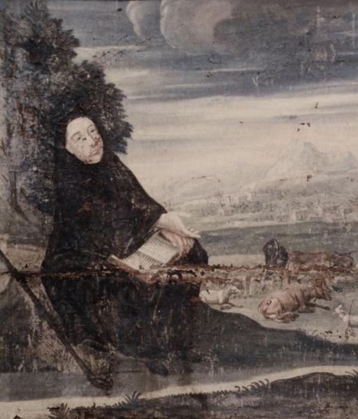 Tableau : Saint Marien