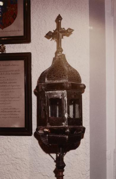 Lanterne du viatique