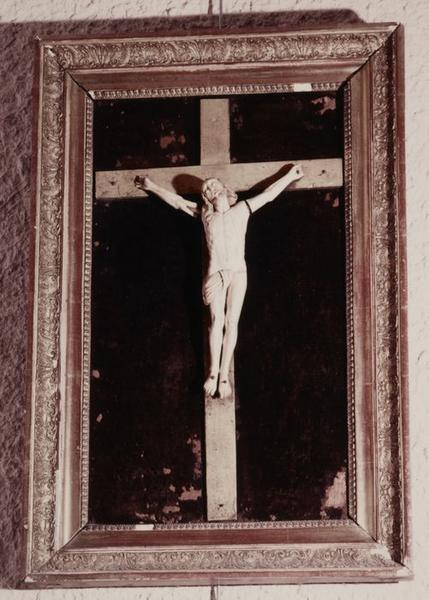sculpture : Crucifix