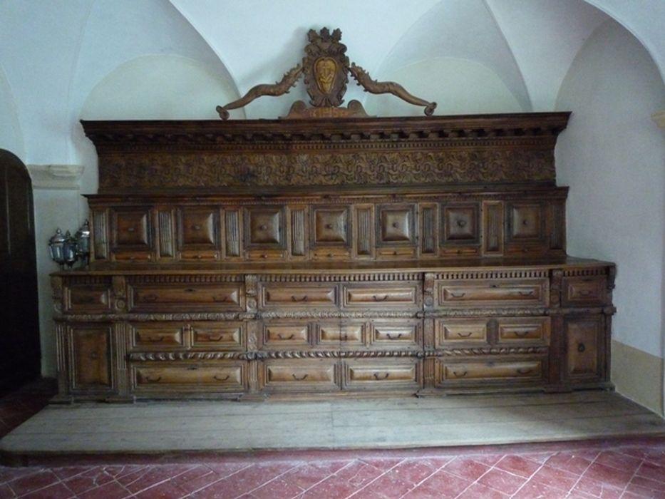 meuble de sacristie