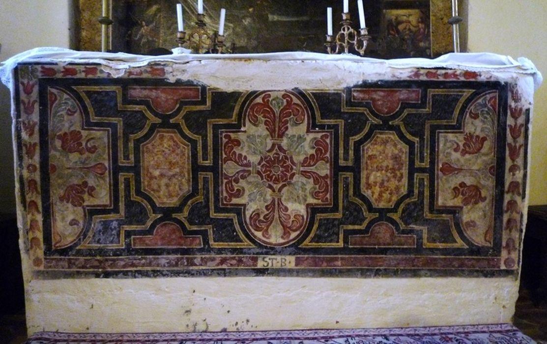 autel (autel secondaire)