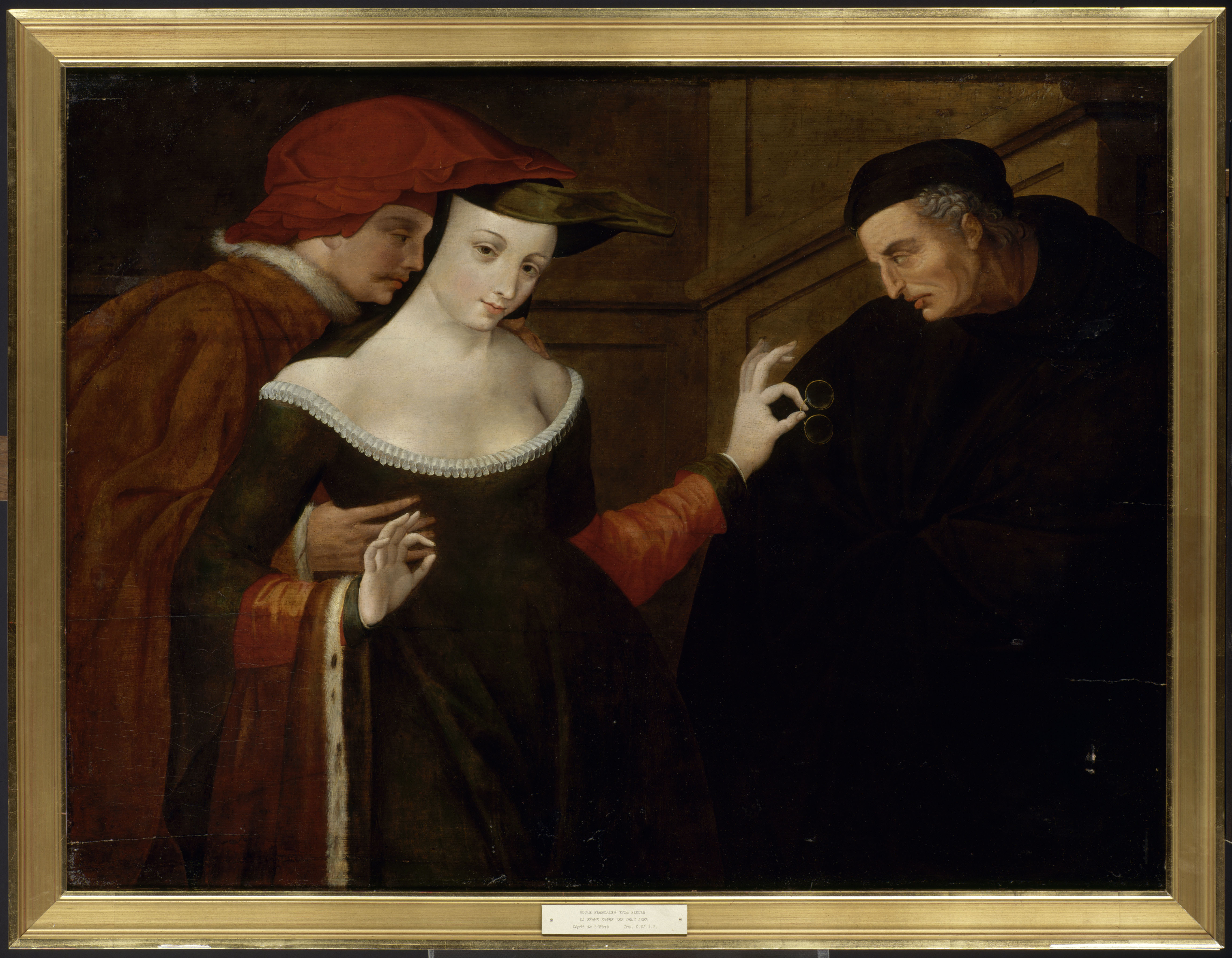 La Tentation ou La Femme entre la jeunesse et la vieillesse_0