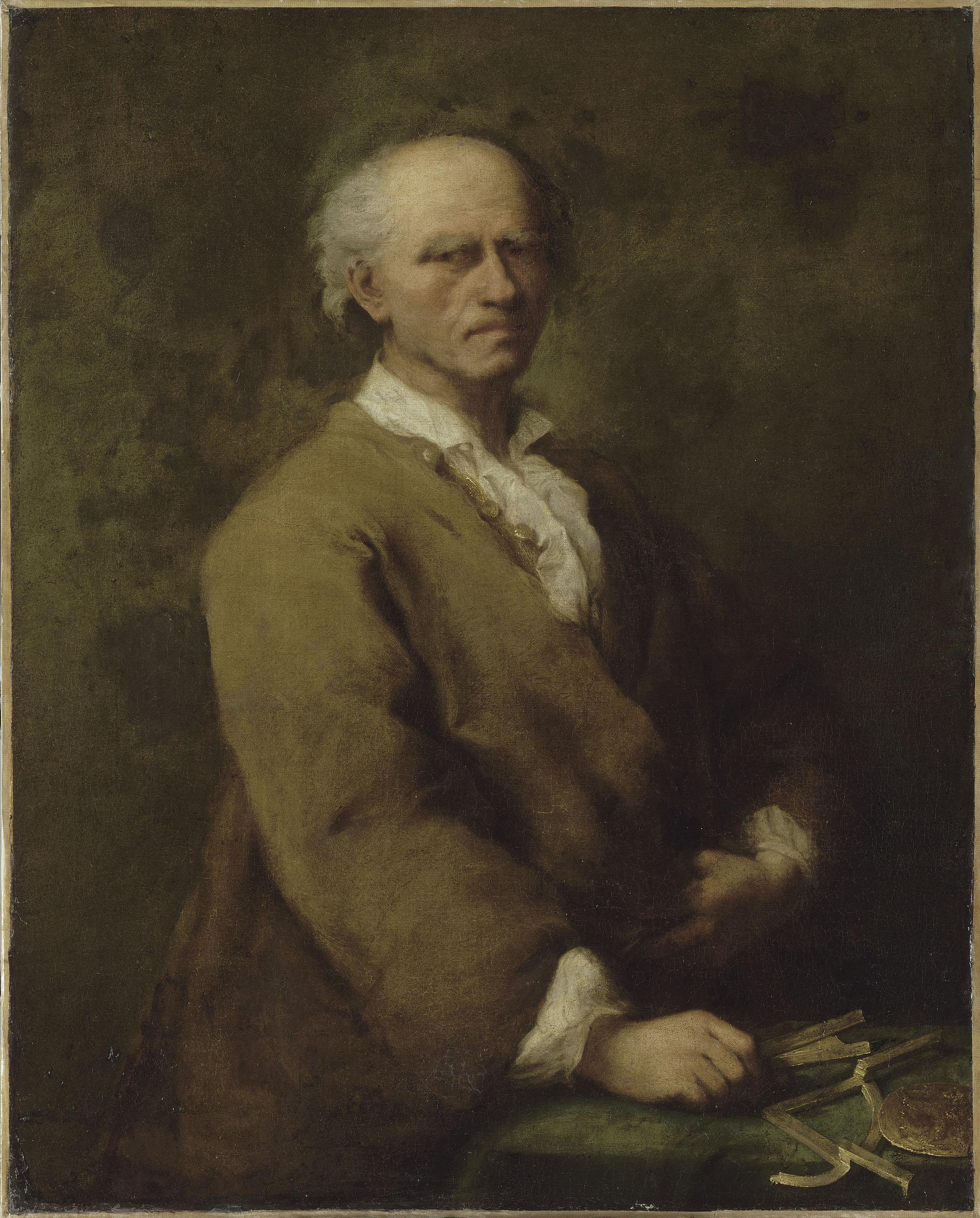 Portrait de Bartolomeo Ferracina_0