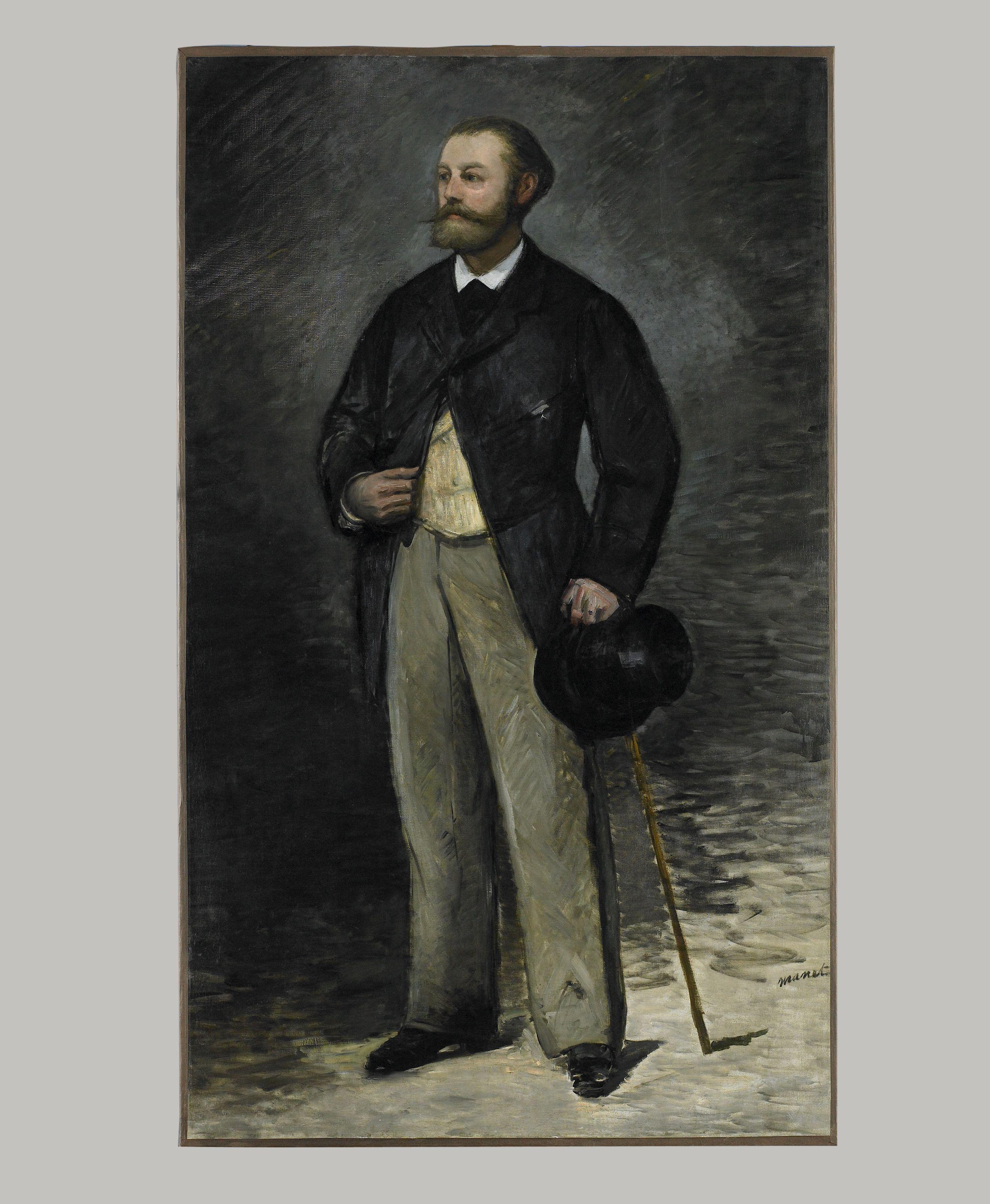 Portrait d'Antonin Proust (1832-1905), ministre des Beaux-Arts_0
