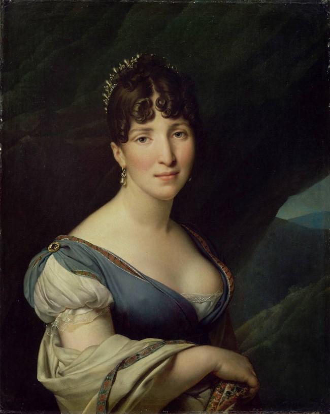 Portrait de la reine Hortense_0