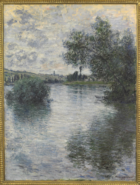 La Seine à Vétheuil_0