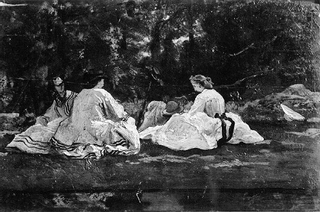 Femmes au jardin_0