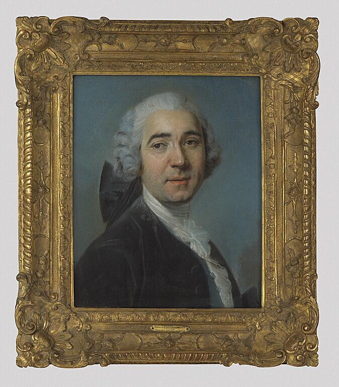Portrait de Carlo Antonio Bertinazzi, dit Carlin_0