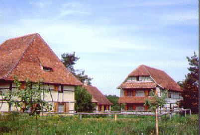 Musée de Plein Air des Maisons Comtoises