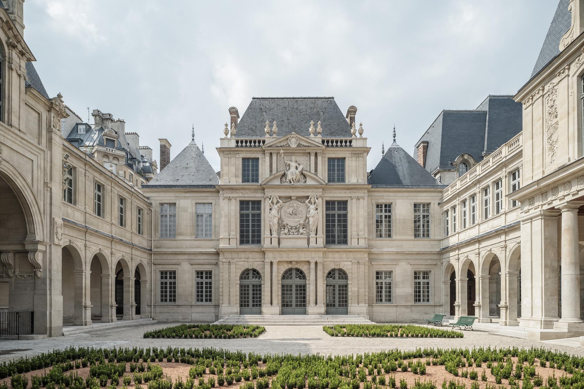 Musée Carnavalet – histoire de Paris